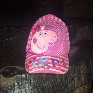 Toddler Girls' Peppa Pig Baseball Hat